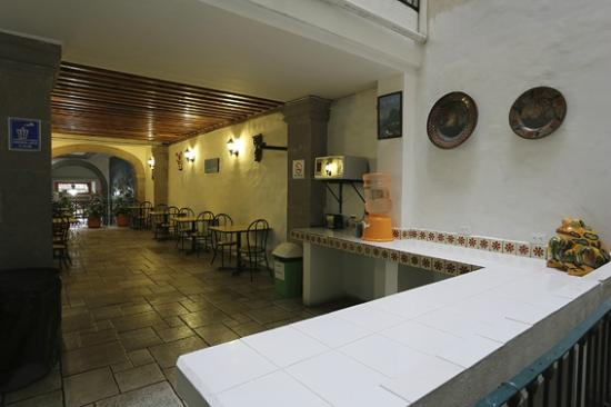 Mexico City Hostel: Cocina Clásico
