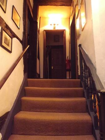 The Old Court House : Way up to the bedrooms