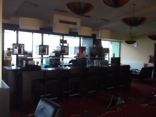 Parkhotel Plzen: bar