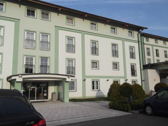 Parkhotel Plzen: vue exterieur