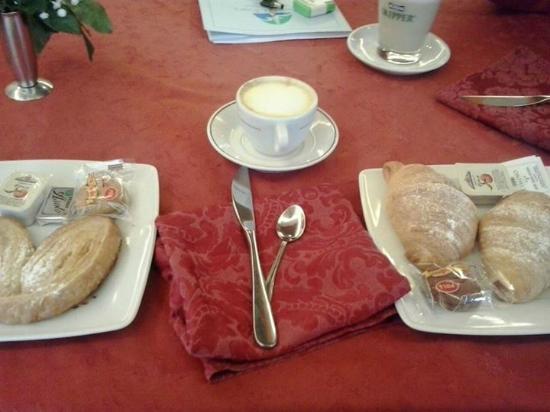 Britannia Hotel: colazione