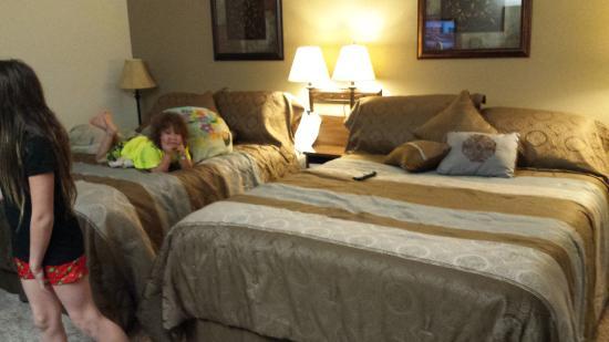 Marcus Daly Motel: Cozy Rooms!