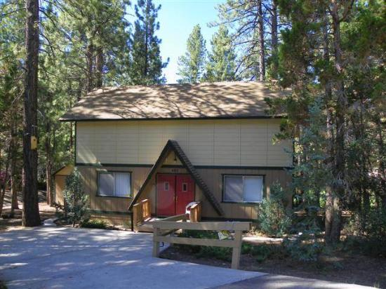 Creekside Cabin Picture Of Big Bear Cool Cabins Big