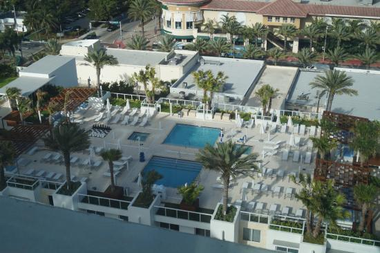Terraza Picture Of Grand Beach Hotel Surfside West Surfside