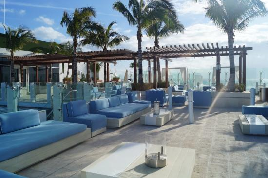 Grand Beach Hotel Surfside West Terraza