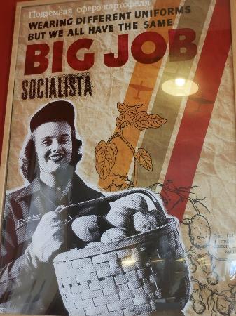 pyra bar poster