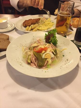 Lenting, Alemania: Piatti tipici ottimi