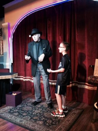 Cabaret of Magic Variety Arts Theater: Cabaret of Magic April 23, 2015