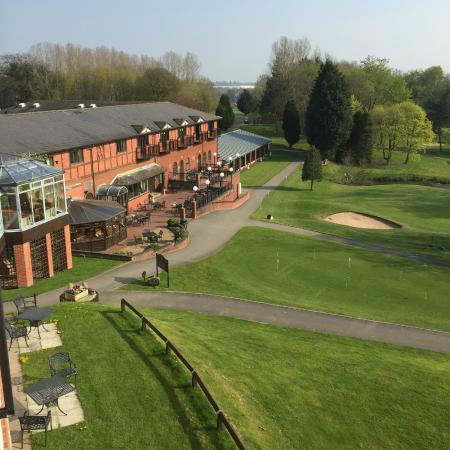 Macdonald Hill Valley Hotel Golf Spa View Of The Pool And