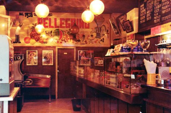 Pellegrino 1936 Ancient Homemade Ice-cream Shop