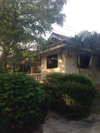 Baan Saen Sook Villas : Наш домик