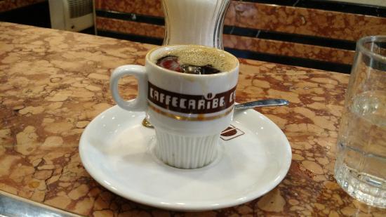 Café Caribe (Ahumada)