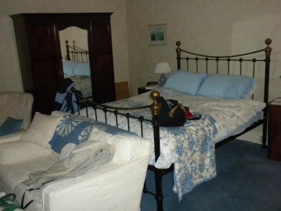 Park Farm House: Our bedroom