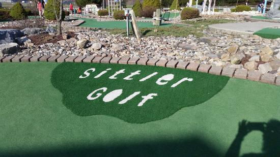 Kutztown, PA: Sittler Golf Center