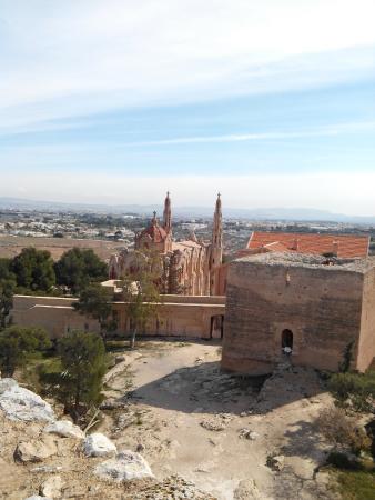 Castillo de la Mola