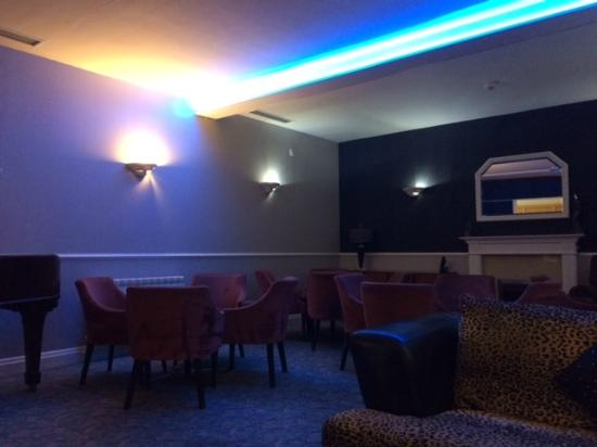 The Norfolk Hotel: One of the lounges
