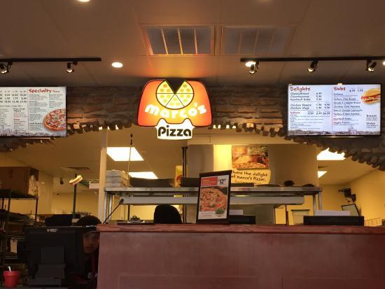 Marco S Pizza Of Chalmette La