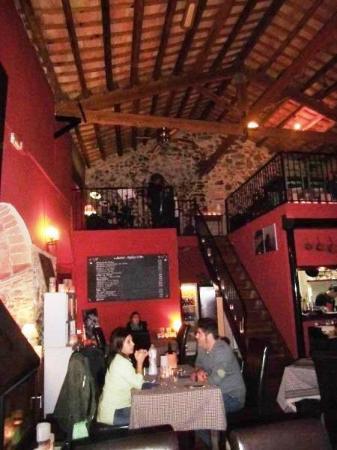 Aux Copains D'abord Cafe Colon