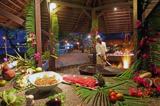 East Winds Inn : Barbeque Dinner