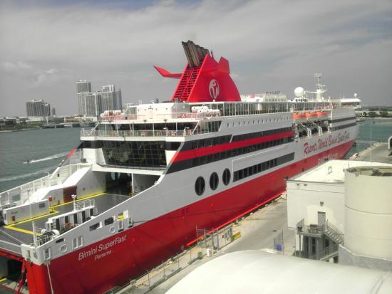 Casino boat from miami to bimini