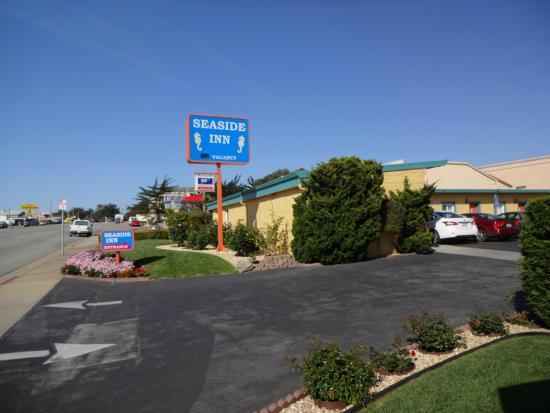 سي سايد إن: Entrance to the motel