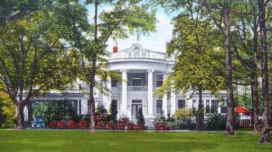 แอนเดอร์สัน, เซาท์แคโรไลนา: Brown House, one of the historical properties seen on an Anderson Historical Tour