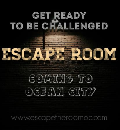 Escape Room Ocean City (ESCAPOMANIA)