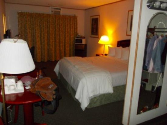 Days Inn San Diego/Downtown/Convention Center: Comfortable room