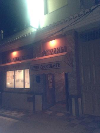 Pizzeria Menta y Chocolate