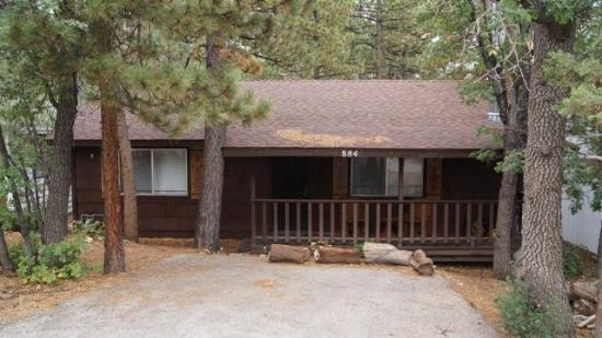 Granny 39 S Love Shack Picture Of Big Bear Cool Cabins Big