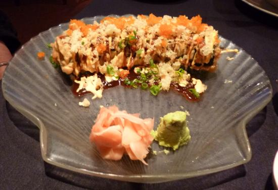 Patrick's Thai Bistro and Sushi Bar : Jason lobster roll! Excellent!