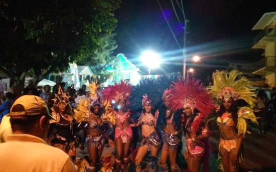 Resorts World Bimini: Junkanoo Carnival Dancers Alice Town
