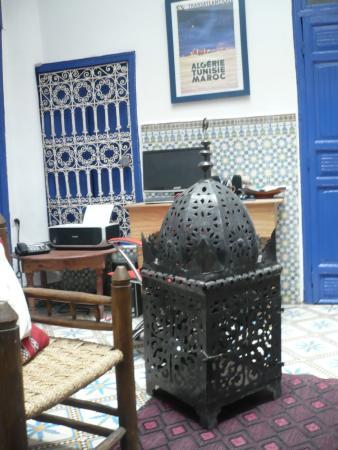 Riad Dar Tiflet: Accueil, lieu de rencontres et d'échanges