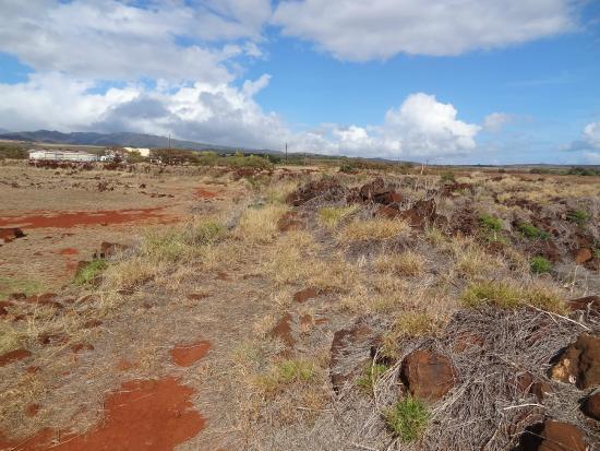 Hawaii et le fort russe elizabeth
