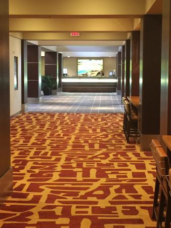 Trumbull Marriott Merritt Parkway: Lobby