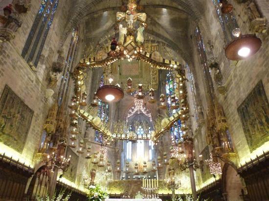 Catedral de Mallorca: Inside