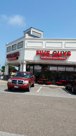 location photo direct link five guys houston texas