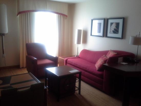 Residence Inn New Orleans Covington/North Shore: Studio Suite