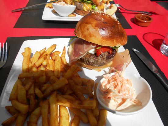 Le Burger Bar : Hamburger Italien