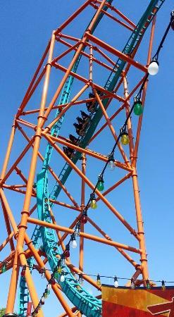 Tempesto The Newest Coaster At Busch Gardens Picture Of Busch Gardens Williamsburg