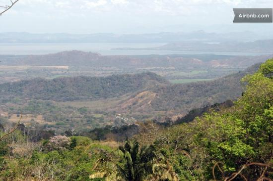 Nicoya, Costa Rica: a view from the property