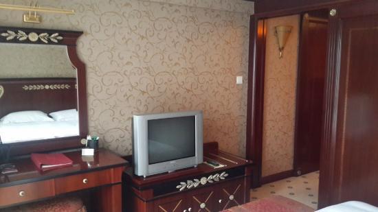Salvo Hotel Shanghai: Bedroom