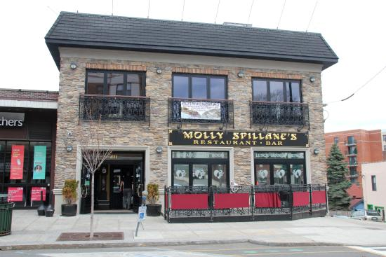 Molly Spillanes Restaurant