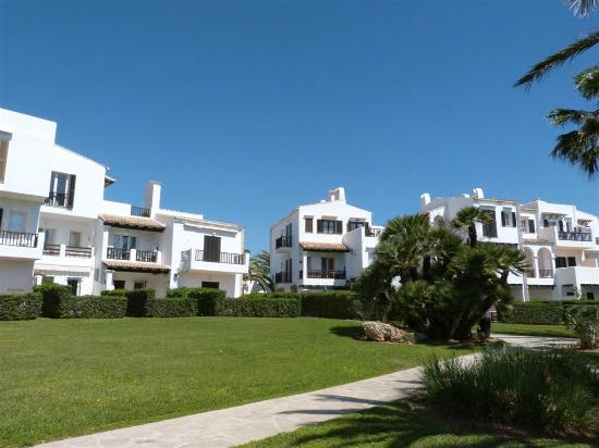 Apartamentos Parque Mar: Garden