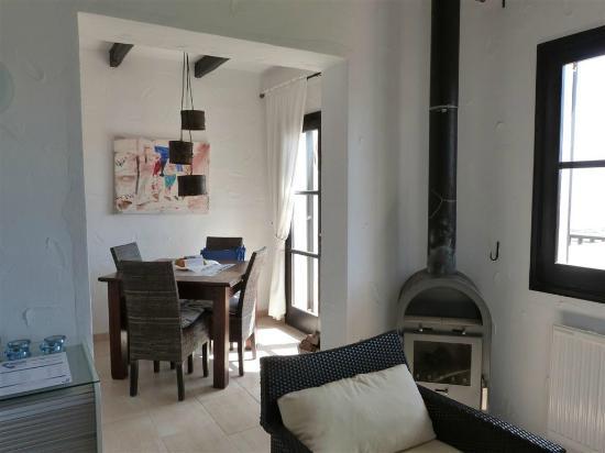 Apartamentos Parque Mar: Living room