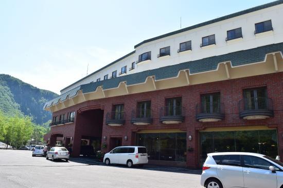 Hotel Taisetsu : 外観