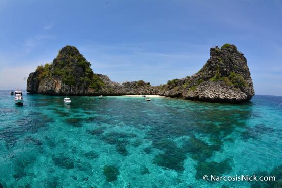 Lanta Diver: Gorgeous Koh Ha