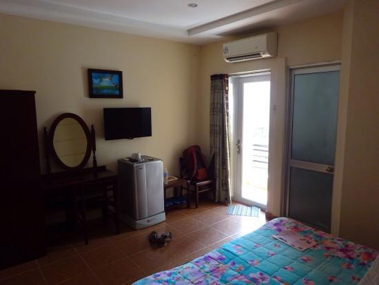 كيم هوتل: Room 4a, quite good and cleaned very nicely daily.
