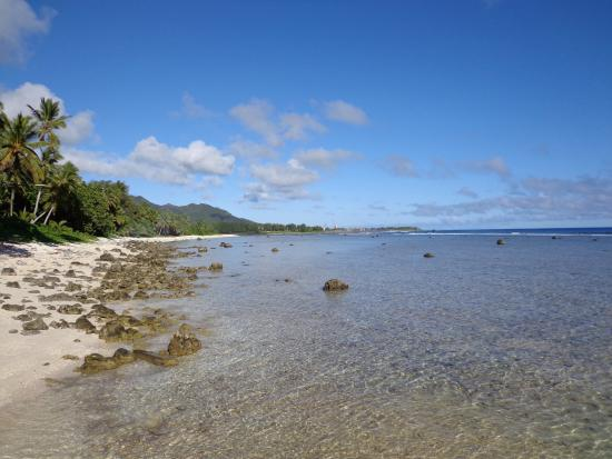 Paradise Inn: morning view