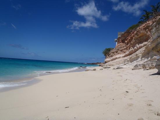 Rainbow Beach Club : Beach view
